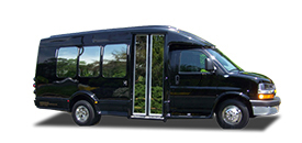 Dart Transportation Executive Mini Bus