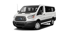 Dart Transportation Transit Van